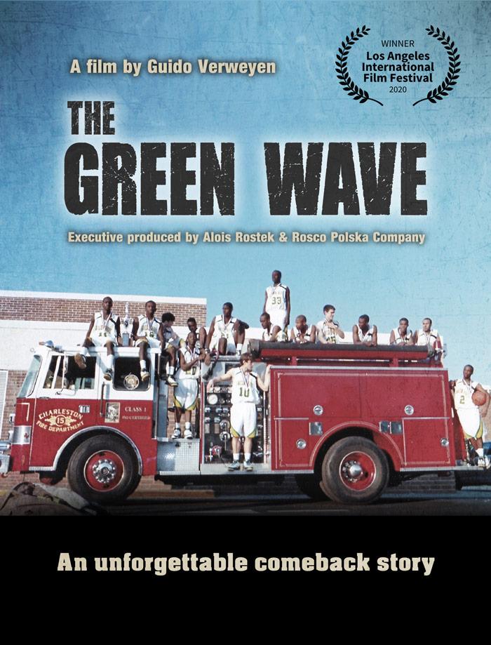 Plakat Green Wave - Rosco Polska - Alois Rostek